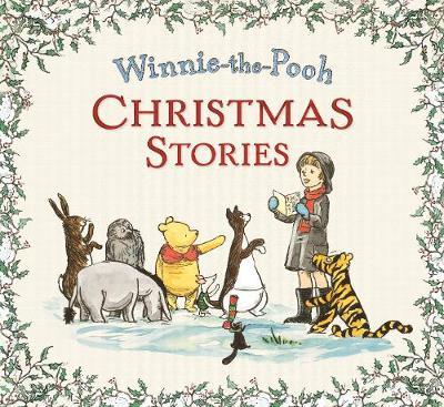 Winnie The Pooh Christmas.Winnie The Pooh Christmas Stories Hardback