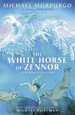 The White Horse of Zennor (Paperback)