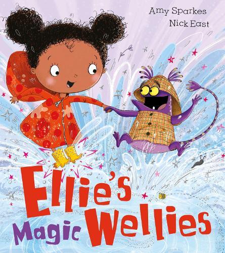 Ellie's Magic Wellies (Paperback)