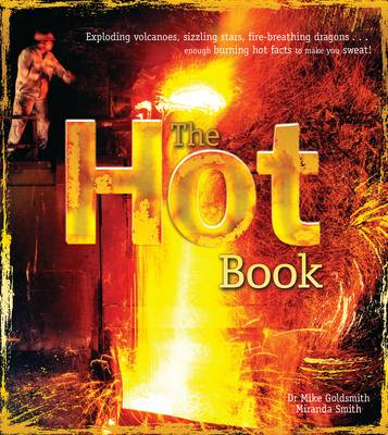 The Hot Book - World of Discovery (Hardback)