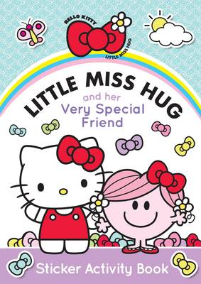 Little Miss Hug and her Very Special Friend: Sticker Activity Book (Paperback)