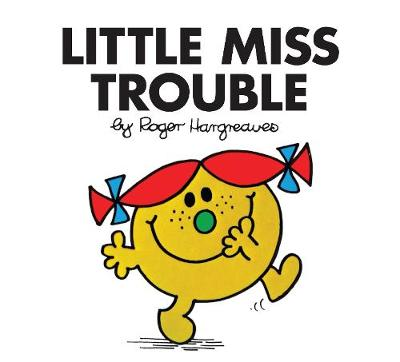 Little Miss Trouble - Little Miss Classic Library 6 (Paperback)