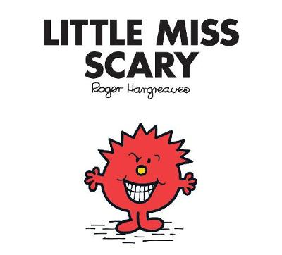 Little Miss Scary - Little Miss Classic Library 31 (Paperback)