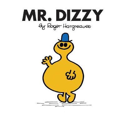 Mr. Dizzy - Mr. Men Classic Library (Paperback)