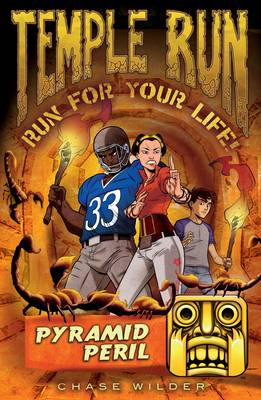 Temple Run: Pyramid Peril - Temple Run: Run for Your Life! (Paperback)