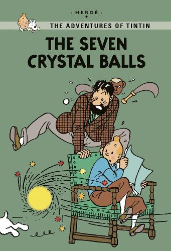 The Seven Crystal Balls - Tintin Young Readers Series (Paperback)