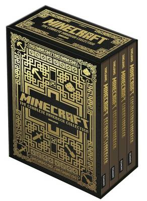 Minecraft: The Complete Handbook Collection: All Four Handbooks in One Box Set (Hardback)