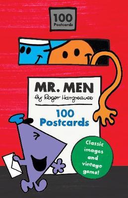 Mr. Men: 100 Postcards
