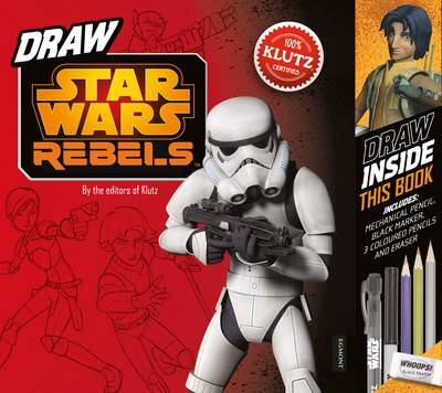 Star Wars Rebels: How to Draw Activity Book - Star Wars Rebels (Paperback)