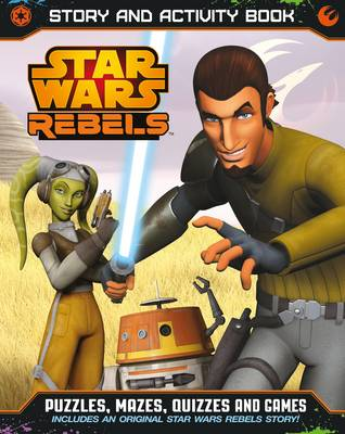 Star Wars Rebels Story and Activity Book (Paperback)