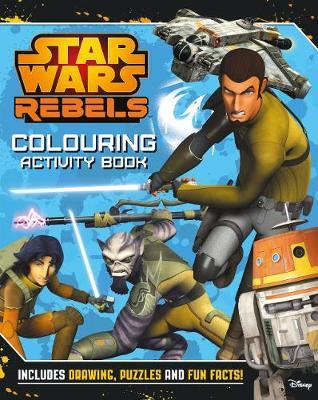 Star Wars Rebels Colouring Book - Star Wars Rebels (Paperback)