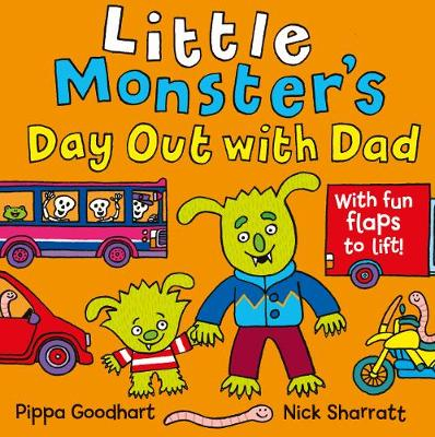 Little Monster's Day Out with Dad - Little Monster