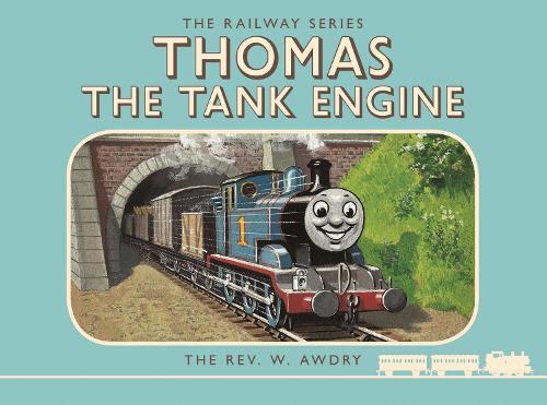 Thomas the Tank Engine: The Railway Series: 70th Anniversary Slipcase - Classic Thomas the Tank Engine (Hardback)