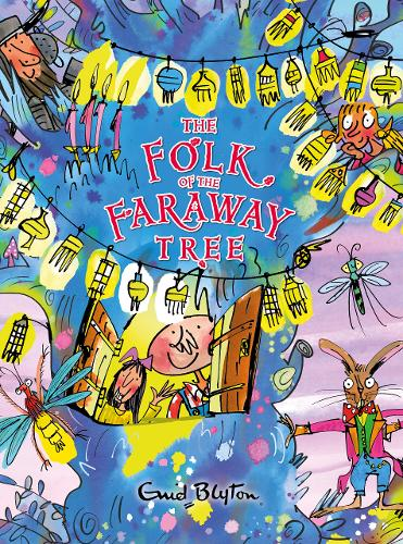 The Folk of the Faraway Tree Gift Edition - The Magic Faraway Tree (Hardback)