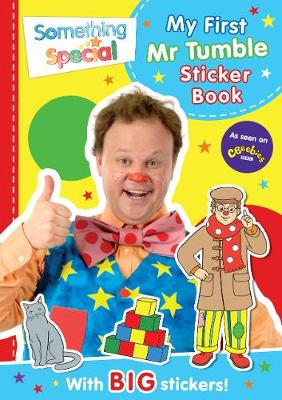 Something Special My First Mr Tumble Sticker Book (Paperback)