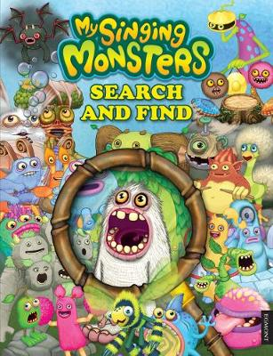 My Singing Monsters Search and Find (Paperback)