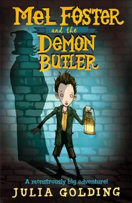 Mel Foster and the Demon Butler (Paperback)
