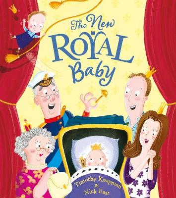 The New Royal Baby (Paperback)
