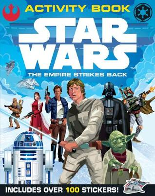Star Wars: The Empire Strikes Back: Activity Book (Paperback)