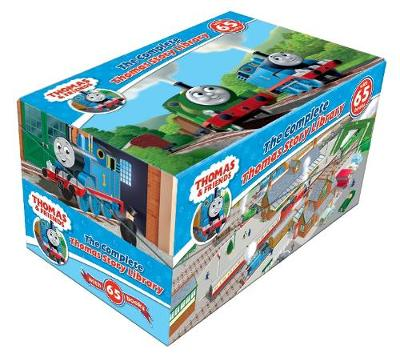 Thomas & Friends: The Complete Thomas Story Library - Thomas Story Library (Paperback)