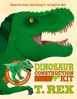 Dinosaur Construction Kit T. rex - Dinosaur Construction Kit