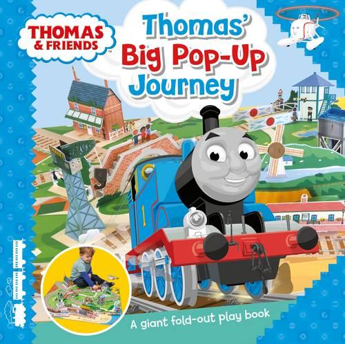 Thomas Amp Friends Thomas Big Pop Up Journey Waterstones