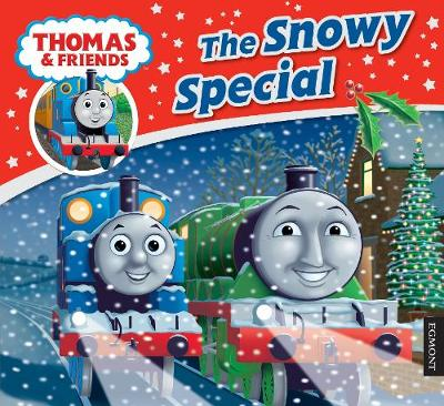 Thomas & Friends: The Snowy Special - Thomas Story Library (Paperback)