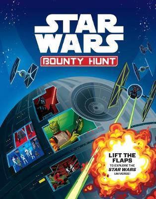 Star Wars: Bounty Hunt: Lift the Flap