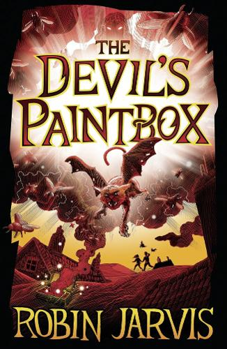 The Devil's Paintbox - The Witching Legacy 2 (Paperback)