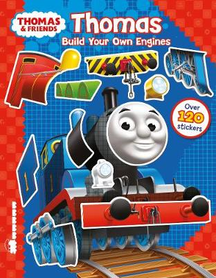 Thomas & Friends: Thomas Stick and Build Book (Paperback)