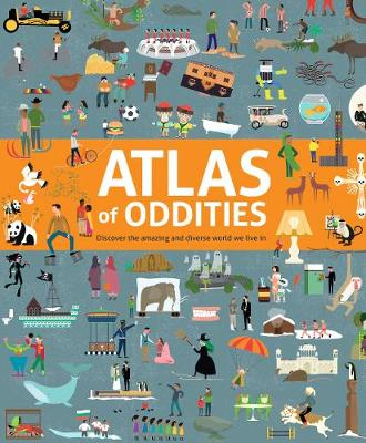 Atlas of Oddities (Hardback)