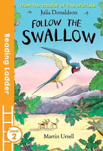 Follow the Swallow - Reading Ladder Level 2 (Paperback)