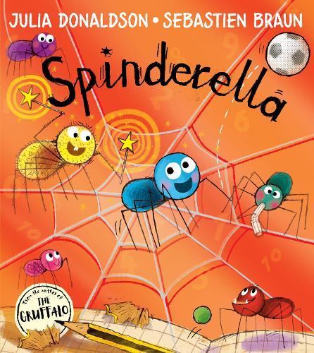 Spinderella (Paperback)