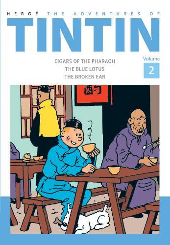 The Adventures of Tintin Volume 2 (Hardback)