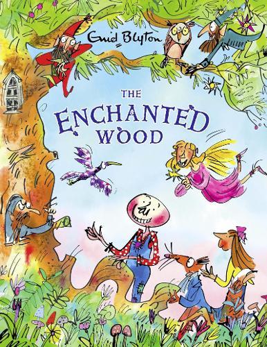 The Enchanted Wood Gift Edition - The Magic Faraway Tree (Hardback)