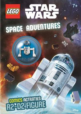 LEGO (R) Star Wars: Space Adventures (Activity Book with Minifigure) - Lego (R) Star Wars (Paperback)