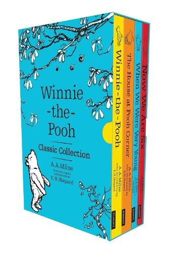 Winnie-the-Pooh Classic Collection