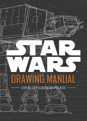 Star Wars: Drawing Manual (Paperback)