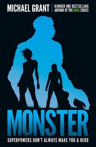 Monster - The Monster Series 1 (Paperback)