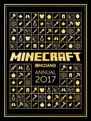 Minecraft Annual 2017 (Hardback)