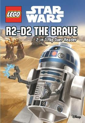 Lego (R) Star Wars: 2-in-1 Flip Over Reader: R2-D2 The Brave/Han Solo's Adventures - Lego (R) Star Wars (Paperback)