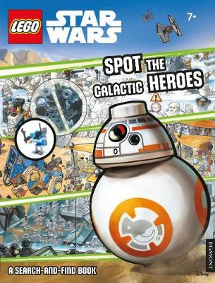 LEGO (R) Star Wars: Spot the Galactic Heroes A Search-and-Find Book - Lego (R) Star Wars (Paperback)