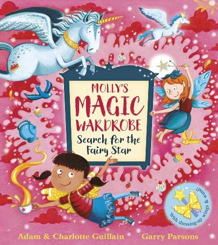 Molly's Magic Wardrobe: Search for the Fairy Star (Paperback)
