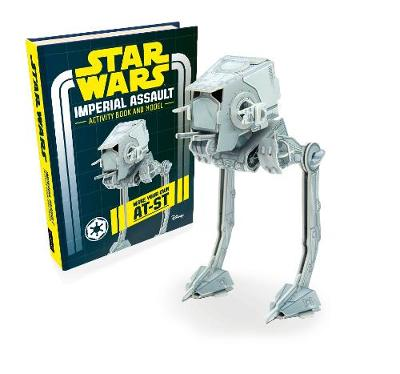 Star Wars: Imperial Assault Activity Book and Model - Star Wars Construction Books