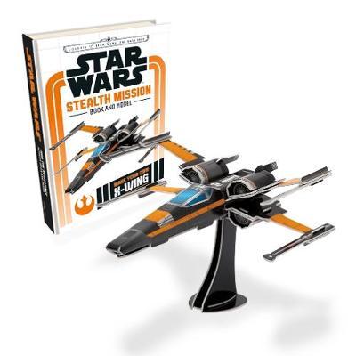 Star Wars: Stealth Mission Book and Model - Star Wars Construction Books (Hardback)