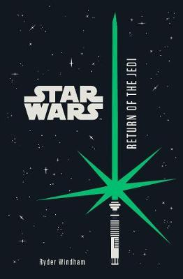 Star Wars: Return of the Jedi Junior Novel (Paperback)