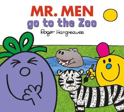 Mr Men at the Zoo - Mr. Men & Little Miss Everyday (Paperback)