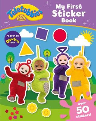 Teletubbies My First Sticker Book (Paperback)