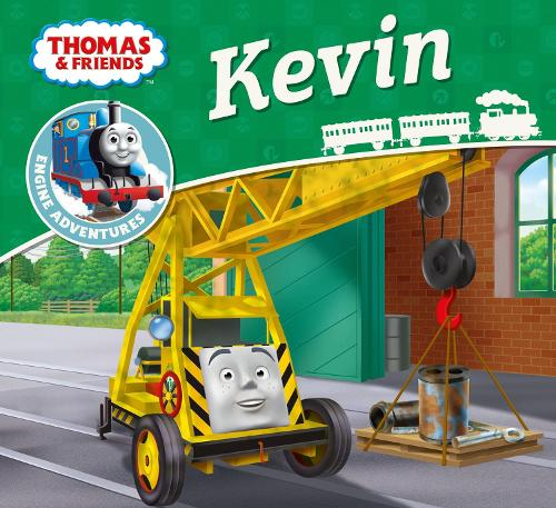 Thomas & Friends: Kevin - Thomas Engine Adventures (Paperback)