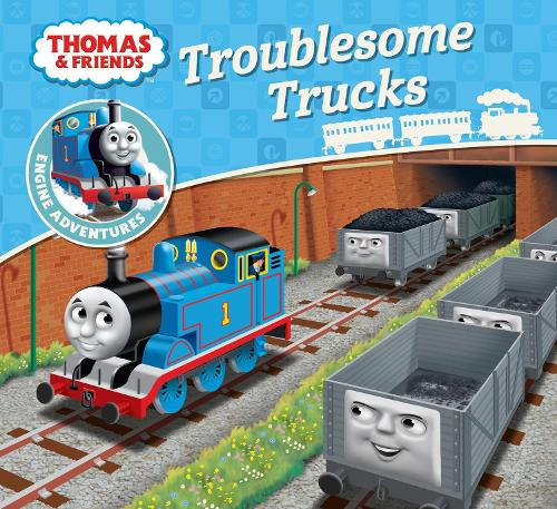 Thomas & Friends: Troublesome Trucks - Thomas Engine Adventures (Paperback)
